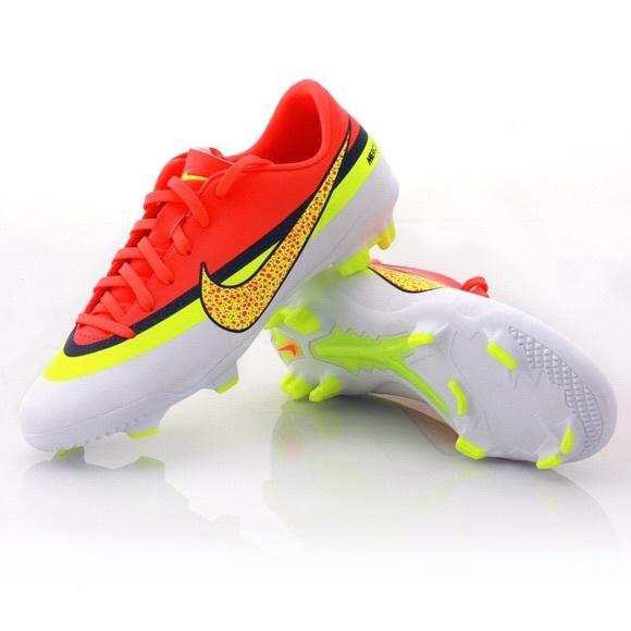 Nike Shoes Cristiano Ronaldo Mercurial Cleats Poshmark